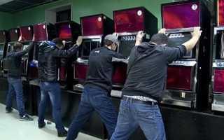Ответственность за незаконную организацию и проведение азартных игр