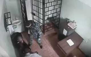 Пытки заключенных в СИЗО «Кресты-2»