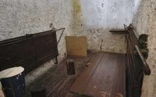 СУС в тюрьме или «Строгие условия содержания»