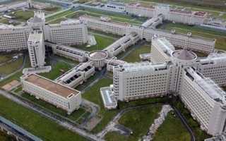 Тюрьма кресты, ФКУ «СИЗО-1»