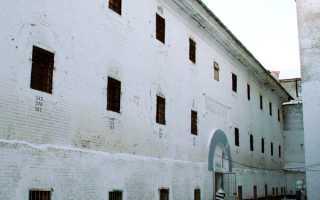 Что такое крытка в тюрьме