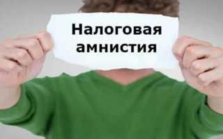 Налоговики напоминают об окончании налоговой амнистии 2 марта 2020 года