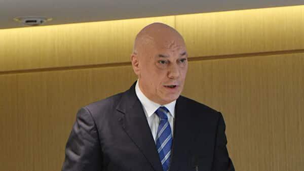 бывший директор ФСИН Корниенко