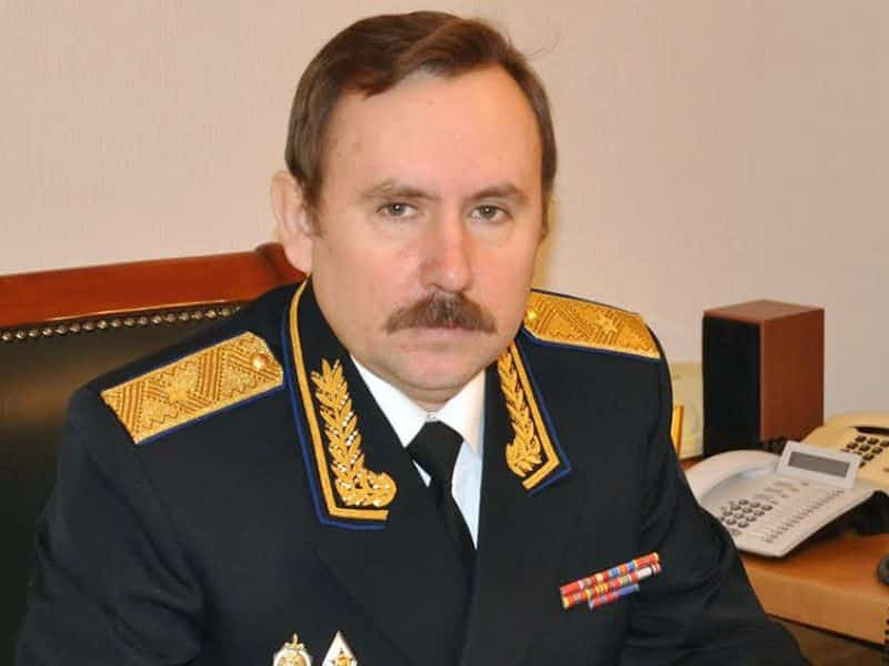 Александр Калашников занял кресло директора ФСИН
