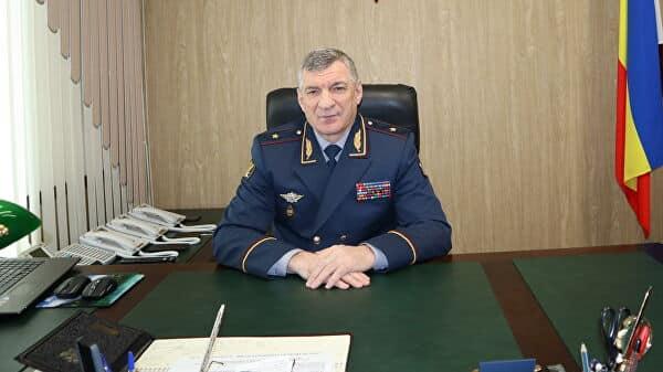 генерал фсин арестован