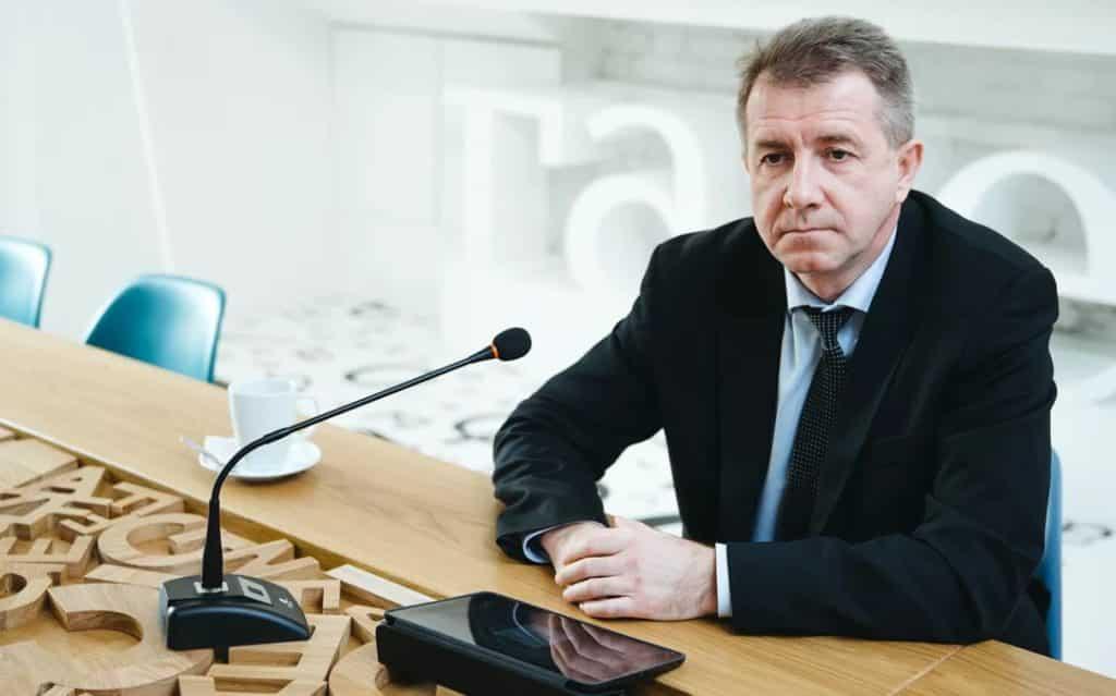 Заместитель начальника Федеральной службы исполнения наказаний (ФСИН) Валерий Максименко