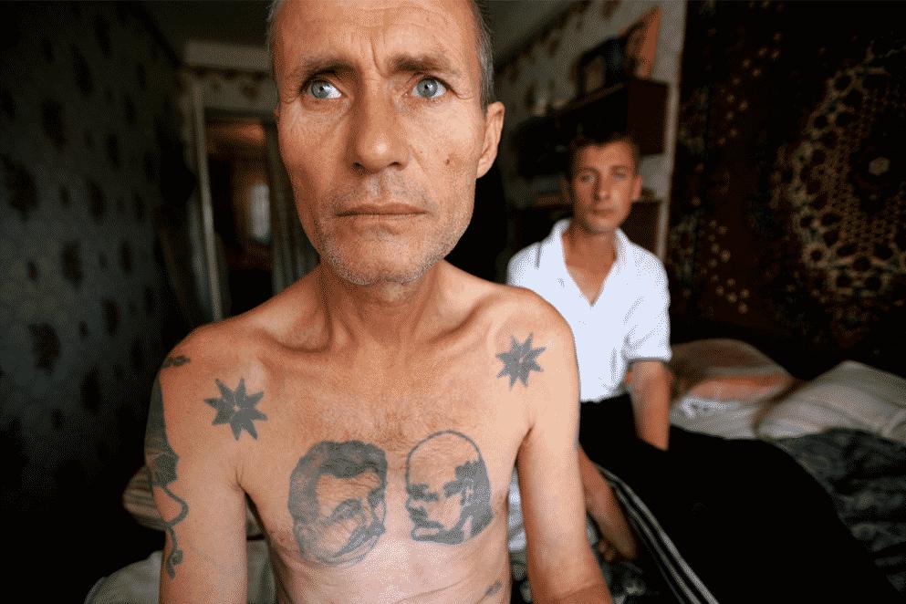 смотрящий в тюрьме