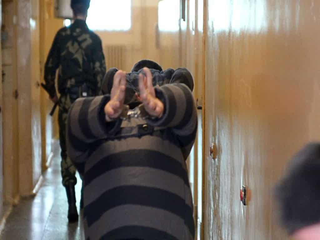 пожизненно заключенные