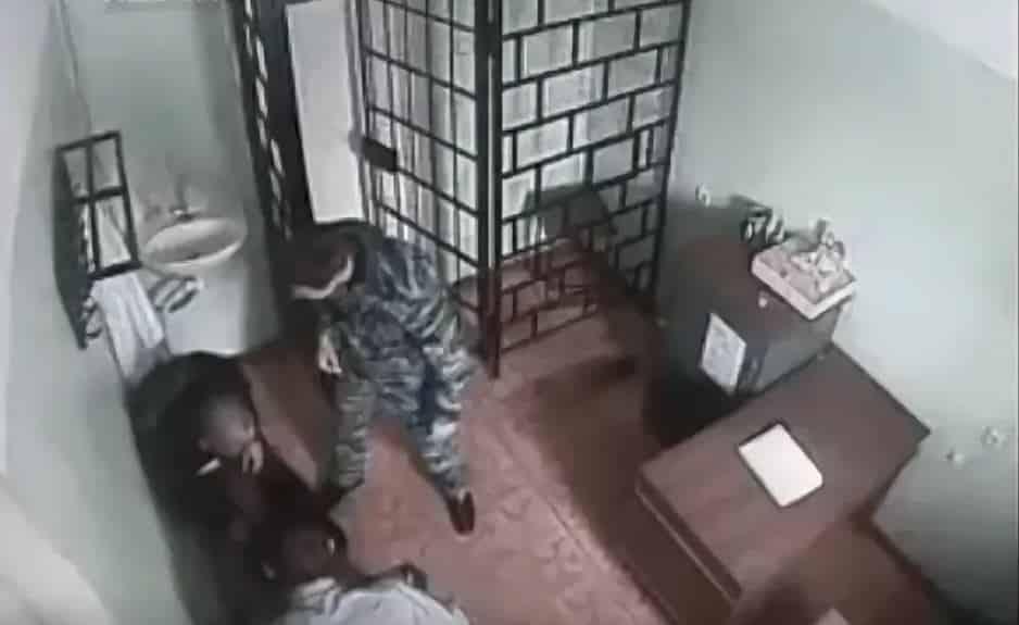"""Пытки заключенных в СИЗО """"Кресты-2"""""""