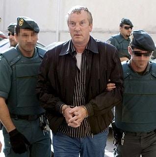 Геннадий Петров - арест в Испании